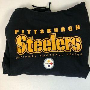 NFL Pittsburgh Steelers Hoodie Sz 4x
